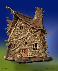 Workshop - Make your own Fairy House Sept 5 - 8, 2013 in Workshops & classes at Fairy Woodland