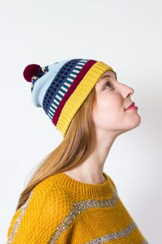 Candyland our new autum/winter collection of colorful knit accessories. Have a look at our cheerful knit hats, headbands and short mittens. Knitting Accessories, Candyland, Winter Collection, Bunt, Mittens, Headbands, Knitted Hats, Knitwear, Knit Crochet