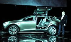 Tesla's New Car: A Luxury SUV, with Wings