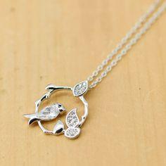 Sterling Silver Lightening Bolt Crystal Necklace Cxmfu9O1