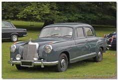 Mercedes-Benz Ponton 219 - Google zoeken