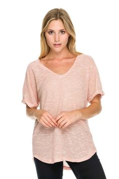 Sweater Knit Dolman Top
