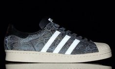 "Atmos x Adidas Originals Superstar 80s ""G-SNK 8"""
