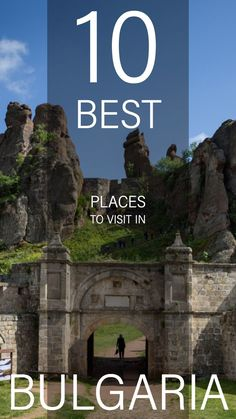 10 best places to visit in Bulgaria. Looking for things to do in Bulgaria? Handpicked 10 of the best places … Europe Travel Tips, European Travel, Travel Advice, Travel Guides, Travel Destinations, Travel Deals, Travel Articles, Budget Travel, Thessaloniki