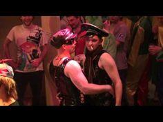 Zottenbal Carnaval in Zwaag bij Het Masker 2011.mp4