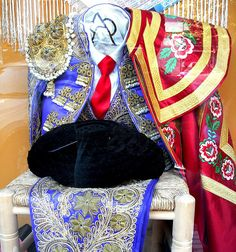 A Matador's Suit of Lights, Plaza de Toros de la Real Maestranza, Seville | Flickr - Photo Sharing!