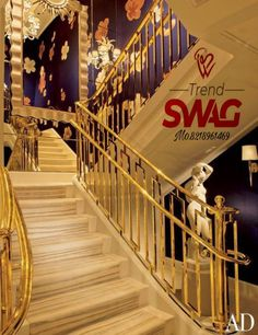 Trend Swag Enterprises Bareilly UTTAR PRADESH... 9528873919 Steel product In just 200 Rs per kg Steel Stair Railing, Steel Stairs, Swag, Ads, Design, Home Decor, Decoration Home, Room Decor