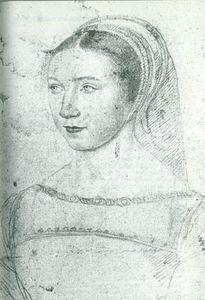 En 1526, Anne de Pisseleu, jeune fille de 18 ans, est alors une jeune fille d'une très grande beauté, elle est blonde aux yeux bleus, avec une taille fine. Elle est aussi cultivée que Françoise de Châteaubriant et sait tourner les vers. Le roi est tout de suite conquis par la beauté de la jeune demoiselle, par sa grande culture ainsi que par sa passion des arts qu'ils ont en commun. Etampes, Francois 1, Noblesse, Reyes, 16th Century, Portraits, Passion, Culture, France