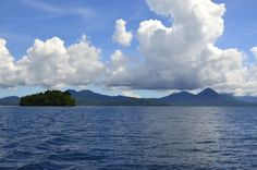 Restorf Island and Kimbe Bay Volcanoes