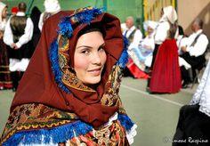Sardegna - Cagliari - Festa di Sant'Efisio - Costumi