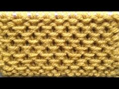 How to Knit a Stamen Stitch by ThePatterfamily
