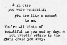 City and Colour quote The Words, Lyric Quotes, Me Quotes, Sunset Quotes, Photo Quotes, Quotable Quotes, City And Colour, Sweet Words, Love You