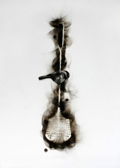 Qubec-based artist Steve Spazuk uses fire to create elegant illustrations out of soot. As he demonstrates in the video below, the fire painter manipulates Fire Painting, Fire Art, Types Of Art, Rapunzel, Human Body, Illustration Art, Illustrations, Sculpting, Sculptures