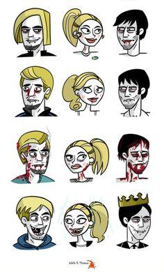 HAHAHA...wonder what Season 5 will look like ;)