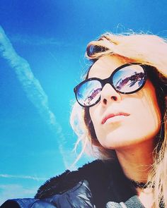 Blue sky 🎿☀️😎 ...........#ski #mountains #sun #happy #avoriaz #good #goodvibes #instagood #pic #picture #instapic #daily #instadaily #sunglasses #love #enjoy #skiing #holiday #travel #dailypic #iger #igers #blogger #frenchgirl #blondie #moment #instamoment #bluesky #lifestyle #style