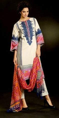 Khaadi Khaas Latest Collection | Khaadi Unstitched Winter Collection 2013-2014 | Khaadi Khaas Winter ...