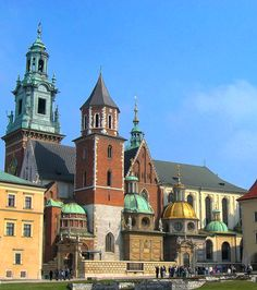 Krakow, Poland - one of the greatest places I've ever visited.  It was a perfect solo trip! ;)
