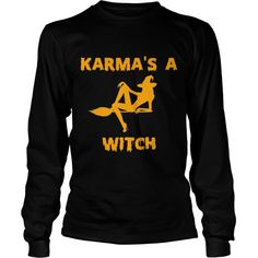Karma's A Witch Funny Halloween Witch Shirt #gift #ideas #Popular #Everything #Videos #Shop #Animals #pets #Architecture #Art #Cars #motorcycles #Celebrities #DIY #crafts #Design #Education #Entertainment #Food #drink #Gardening #Geek #Hair #beauty #Health #fitness #History #Holidays #events #Home decor #Humor #Illustrations #posters #Kids #parenting #Men #Outdoors #Photography #Products #Quotes #Science #nature #Sports #Tattoos #Technology #Travel #Weddings #Women