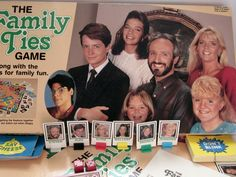 """""""The Family Ties Game"""" 