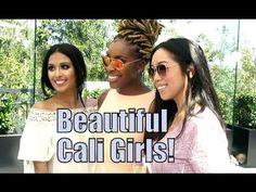BEAUTIFUL Cali Girls! - May 28, 2015 -  ItsJudysLife Vlogs