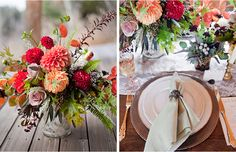 Styled Saturday | Ranch Wedding Inspiration photographed by Tana Photography | As seen on wellwed.com