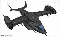 ArtStation - Call of Duty: Black Ops 3, Ben Mauro