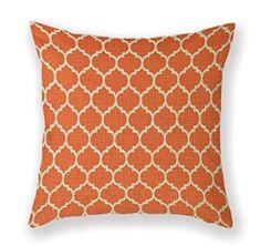 Moroccan Vintage Cotton Linen Throw Pillowcase