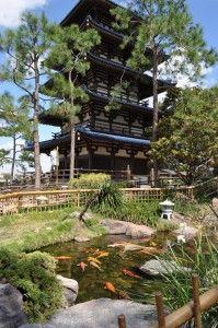 Top 5 Pavilions in Epcot's world showcase – Japan Pavilion at Epcot