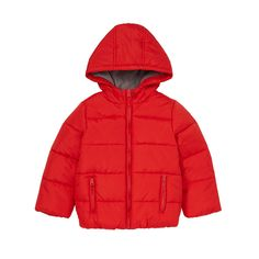 3b76bb6cf7fd Mothercare Boy s Red Padded Coat Jacket. Baby Boy
