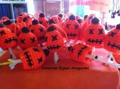 Cappellini per Chupa Chups firmati Annairam Bijoux Amigurumi per CreativApp