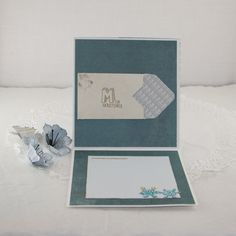 Blå Vinterdyr – Huldras blogg huldrastempler huldra designstudio kortlaging papirhobby Office Supplies