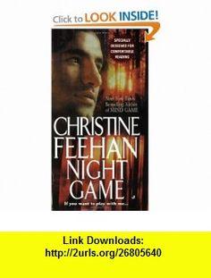 Night Game (GhostWalkers, Book 3) (9780515139761) Christine Feehan , ISBN-10: 0515139769  , ISBN-13: 978-0515139761 ,  , tutorials , pdf , ebook , torrent , downloads , rapidshare , filesonic , hotfile , megaupload , fileserve