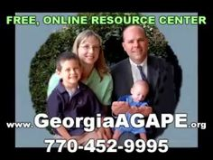 Adoption Service Decatur GA, Adoption Facts, Georgia AGAPE, 770-452-9995... https://youtu.be/RNcppF6nEgc