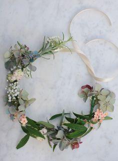 Make a Floral Crown Headband