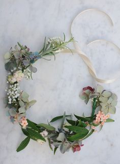 Make a Floral Crown Headband