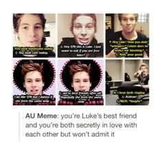 lol  -------------------------------------- ashton- i hear bells ringing *luke points* luke- ashton!