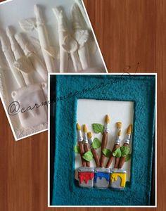 @carmemcamargo81 #biscuit #polymerclay #art #arte