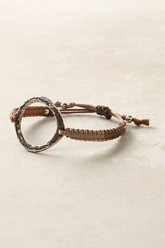 Strung Shapes Bracelet - Anthropologie.com