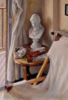 Oil on canvas   34'5 x 24 cm
