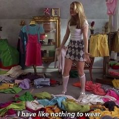 Awesome Alert: Cher Horowitz From Clueless Has Been Coveteurd! Cher Horowitz, Sell Your Clothes Online, How To Sell Clothes, First Date Outfits, Ideas Para Organizar, Vide Dressing, Dressing Room, Ride Or Die, Life Advice