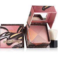 Benefit Cosmetics - Sugar Bomb 4 Shade Shimmering Blush in  #ultabeauty