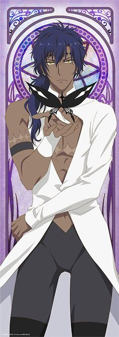 Tyki Mikk D.Gray-Man the Noah of Pleasure