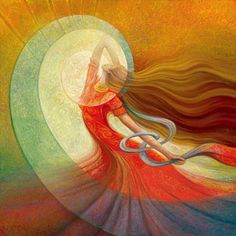 Womankind beauty revealed by Freydoon Rassouli in his paintings - ego-alterego.com