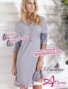 ea86415f1d Abbigliamento Intimo Atena · Pigiami femminili online