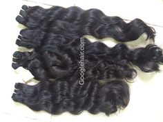 """22"""" and 24"""" Wavy Hair Extensions From Googlehair"""