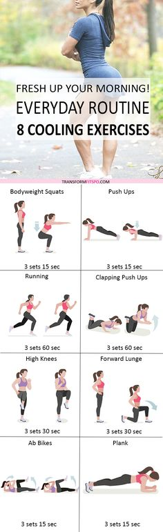 Repin and share if this workout got you looking and feeling sexy in the morning! Read the post for all the information!