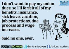 #Unions