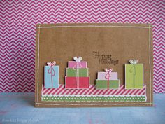 Cards by Fran - Natal 2012 #card #scrapbook #christmas