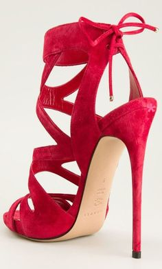 Emmy DE * CASADEI wrap-around sandals