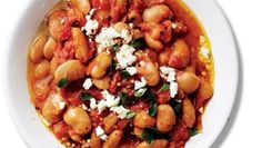 Gigante beans are our favorites, but almost any bean will be delicious this way. Smaller white beans, like cannellini, will cook more quickly. White Bean Soup, White Beans, Black Beans, Gigante Beans, Instant Pot, White Bean Recipes, Crispy Chickpeas, Best Beans, Tomato Sauce Recipe